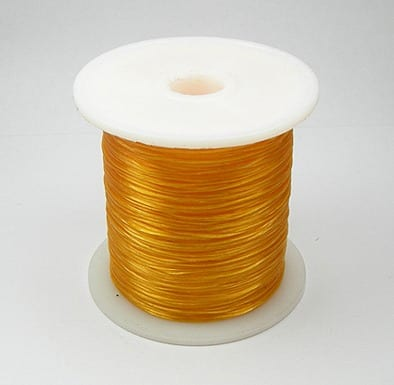 1 Crystal Wire Spool (30m) - Golden 10