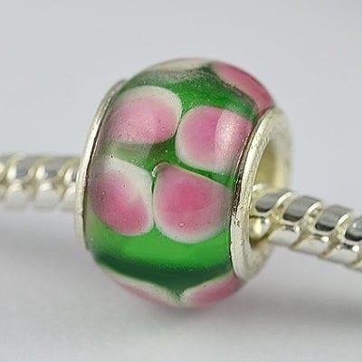All New Green Designer Choice High Quality Glass Bead - B1 1