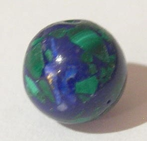 Moss Agate Gemstones (8mm) 17