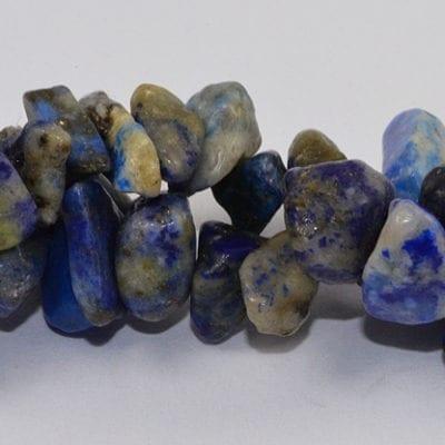 Lapis Lazuli Chip Stone Strand (90cm) 18