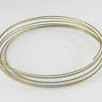 5 Coils Bronze Memory Wire - Bracelet (5.5cm Diameter) 1