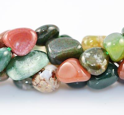 Assorted Gemstone Beads Model 4 - (7mm~10mm) 7