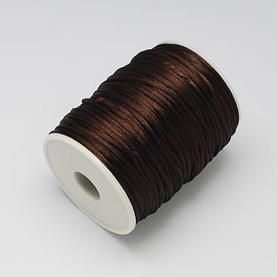 3 Meters Brown Nylon Thread - (2mm) 5