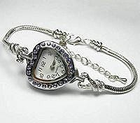 Decorative Crystal Stones Collector's Watch 1