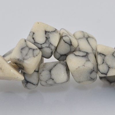 China Howlite Chip Stone Strand (90cm) 8