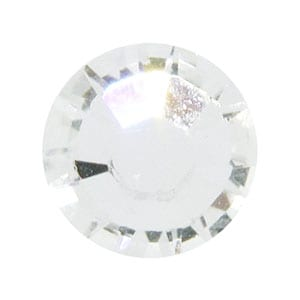 100 Plain Swarovski Rhinestone Glue-on Crystals (SS9) 4