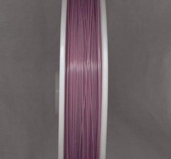 100 Meters Tiger Tail Wire spool - Mauve (0.38) 6