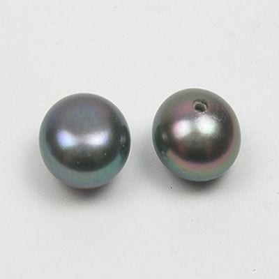 Half Drilled Pearls