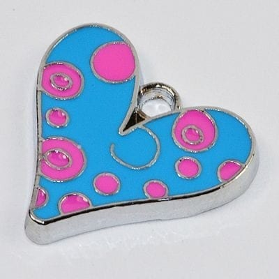 Charms~Pendants (Enamel Alloy)