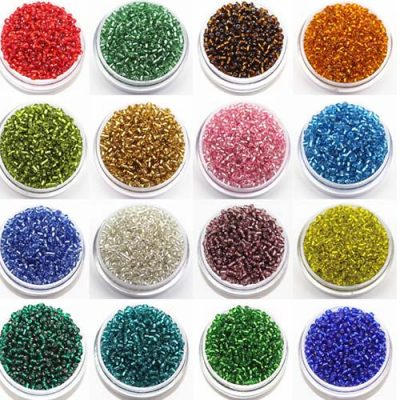Seed beads Size chart